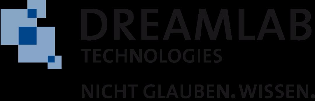 Dreamlab logo black