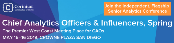 Chief Analytics Officers & Influencers, San Diego