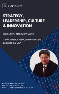 Strategy, Leadership, Culture & Innovation Cary Correia