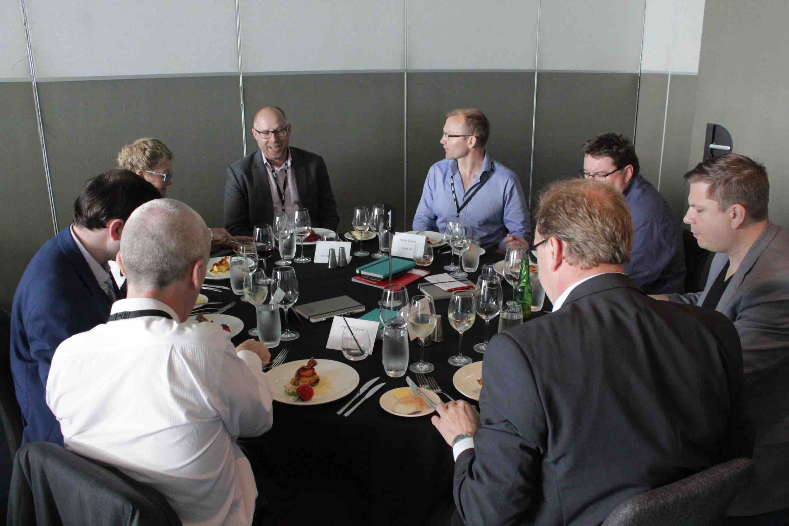CDAO New Zealand Roundtable Discussion