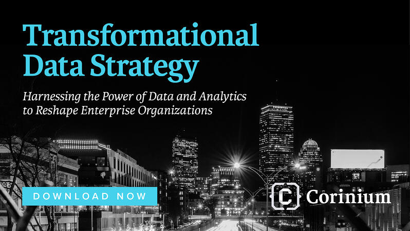 Transformational Data Strategy - Download Now