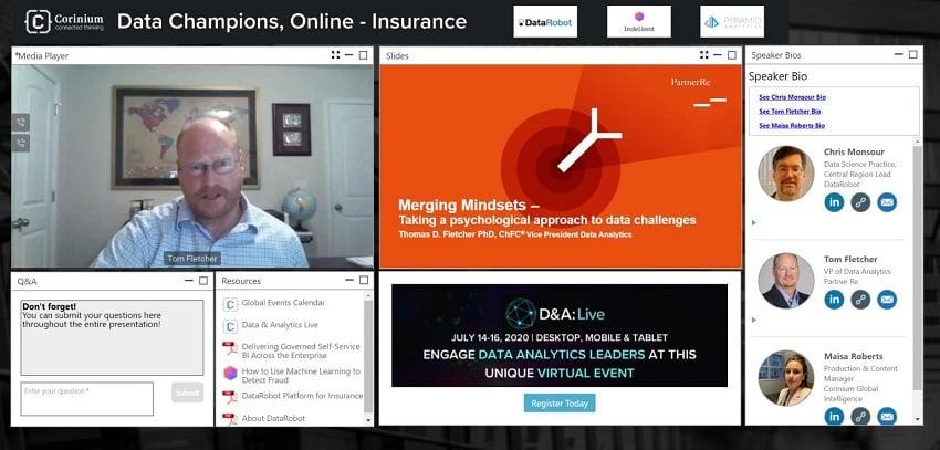 DCO Insurance Tom Fletcher