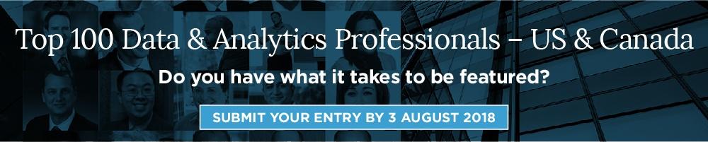 Top 100 Data Analytics Professionals