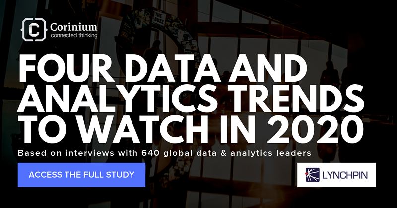 Download Four Data & Analytics Trends to Watch in 2020