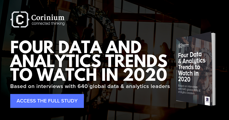 Four Data & Analytics Trends to Watch