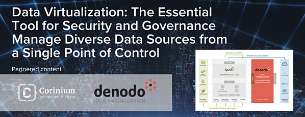 Data Virtualization_ The Essential Tool for Security and Governance Manage Diverse Data Sources from a Single Point of Control