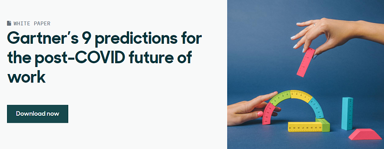 Gartner 9 predictions image