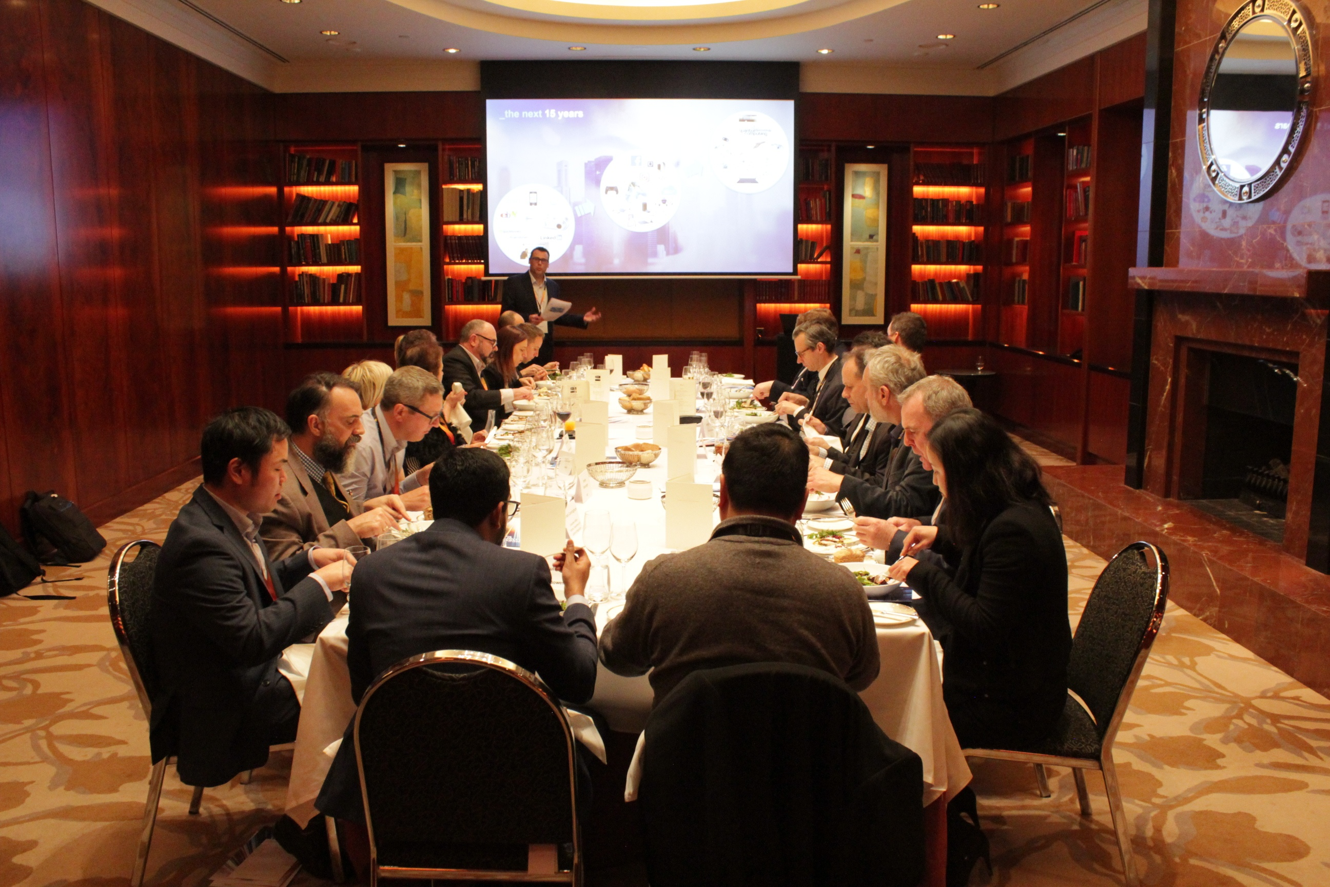 Roundtable Lunch