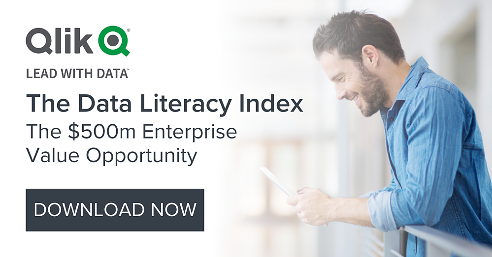 The Data Literacy Index - Qlik