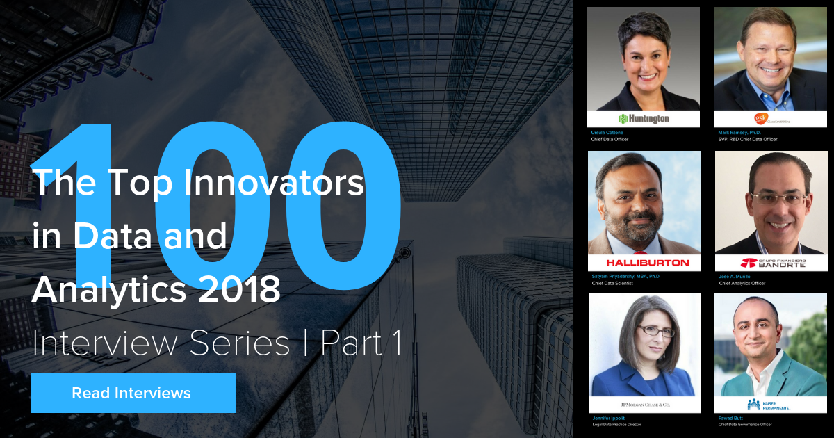 The Top Innovatorsin Data andAnalytics 2018 (3)