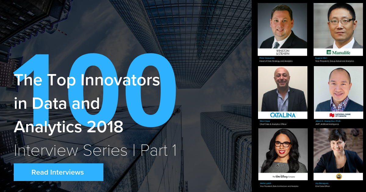 The Top Innovatorsin Data andAnalytics 2018 (4)