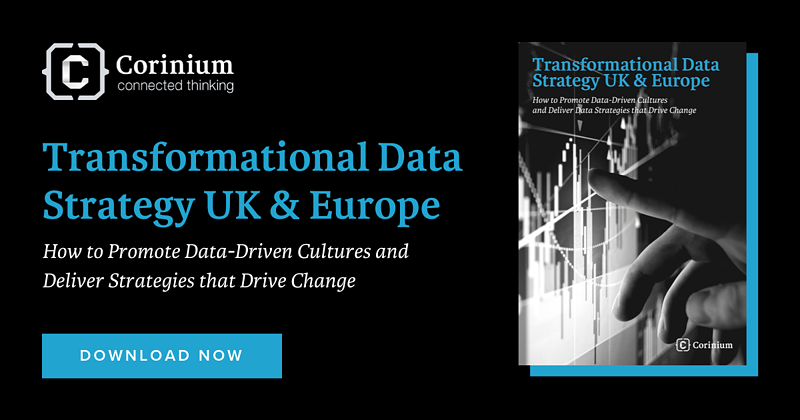 Transformational Data Strategy UK & Europe