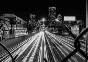 Timelapse city