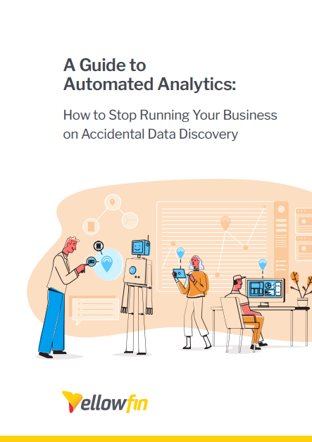 Yellowfin Guide to Automated Analytics image