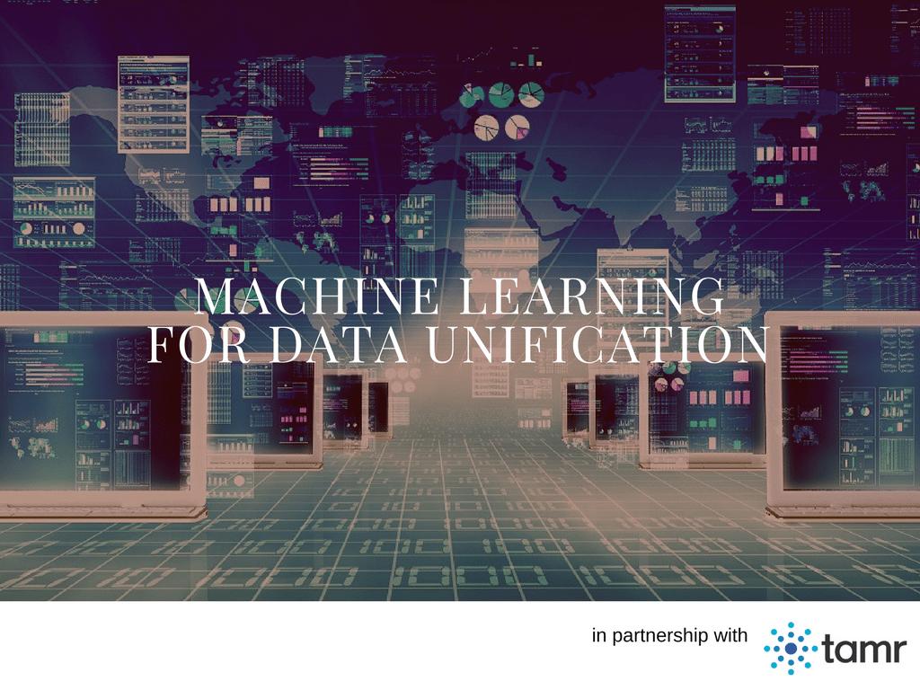 machine-learningfor-Data-unification