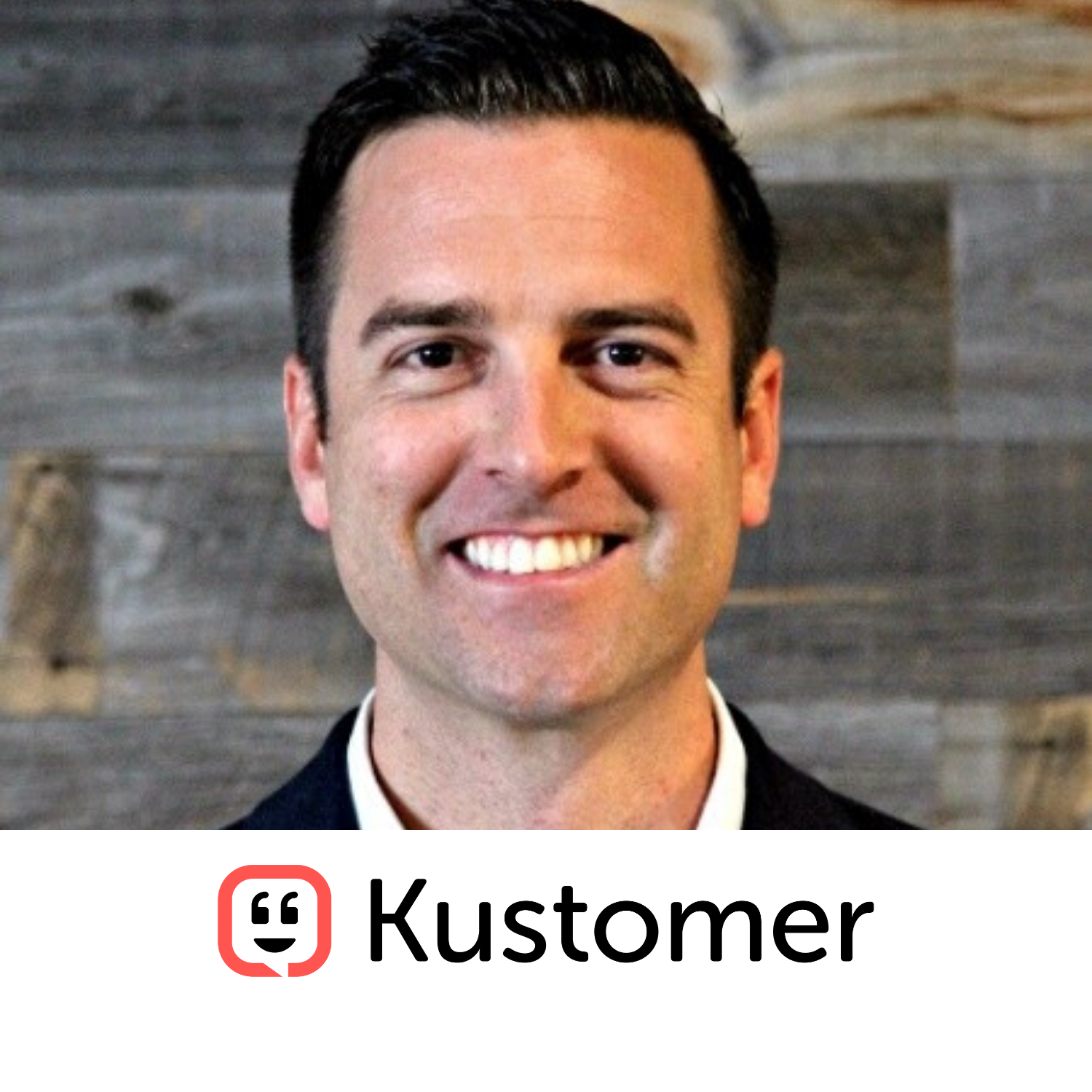 Gabe Larsen, VP, Growth, Kustomer