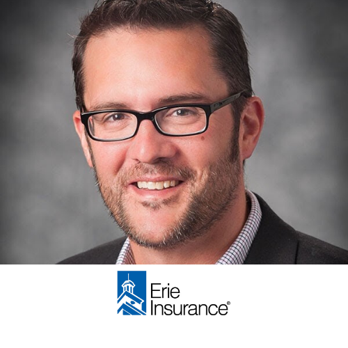 Ben Noble, VP, Experience, Erie Insurance