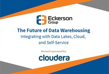 Cloudera - The Future of Data Warehousing