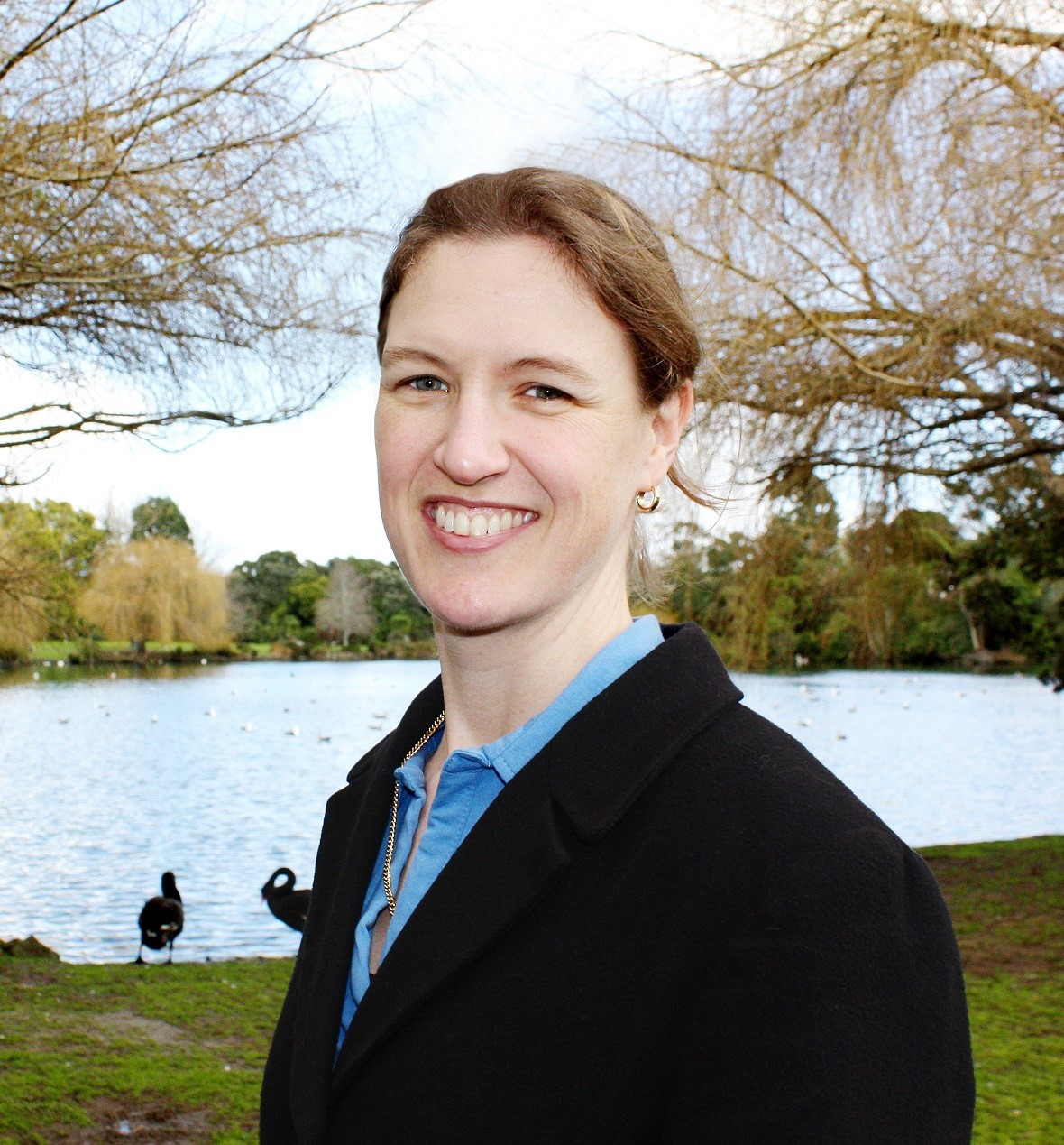 Claire Anderson Suncorp NZ