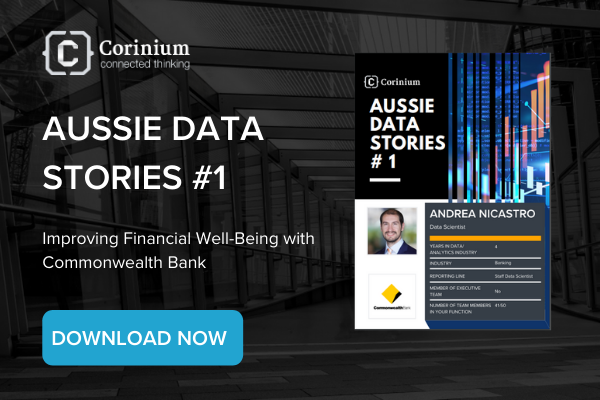 Aussie Data Stories #1 Improving Financial Well-Being with CBA