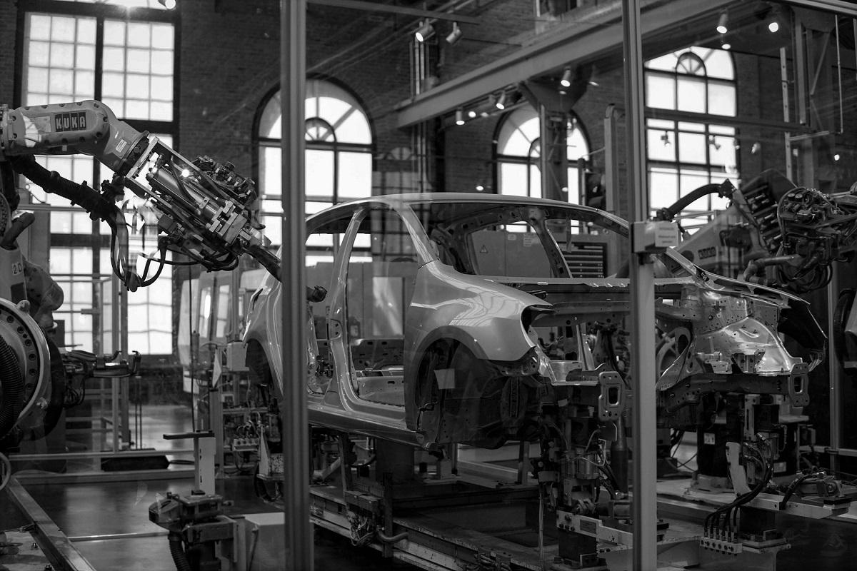 Sacling AI Capabilities - car factory