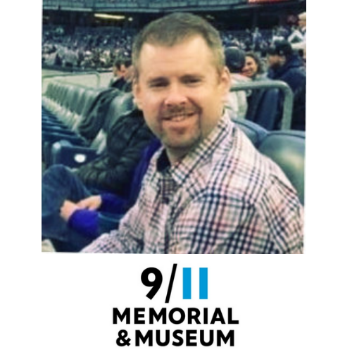 Chris Wogas, 911 memorial and Museum
