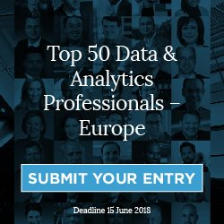 Top 50 Data & Analytics Professionals ΓÇô Europe banners v2_250x250