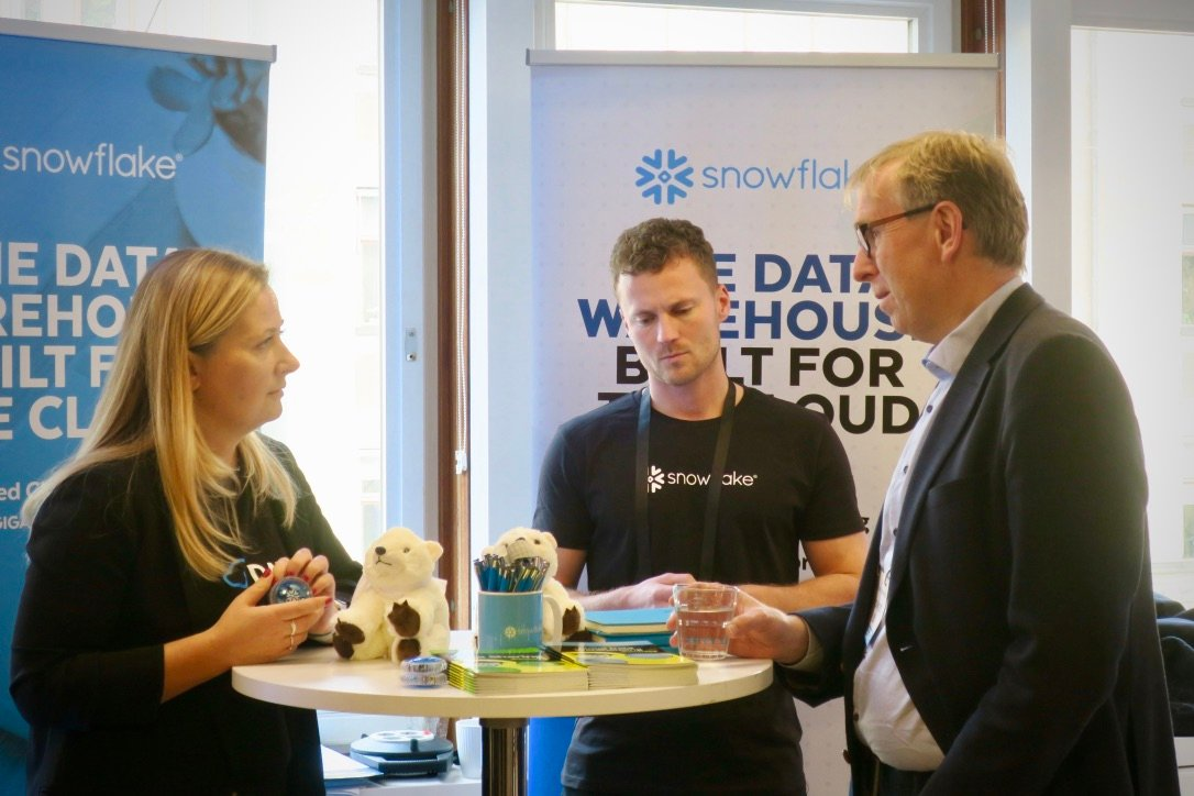 Chief Data & Analytics Officers, Nordics