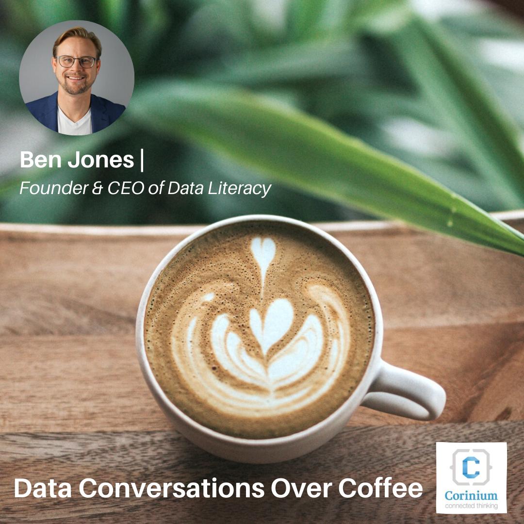 Video: Data Conversations Over Coffee with Ben Jones (DQT)