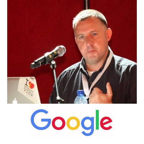 Ed Parsons, Google (1)