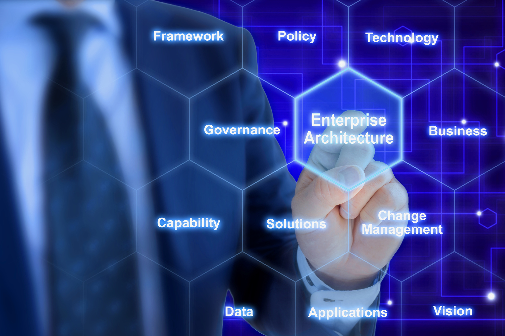 Future-Proofing The Modern Business Through Legacy-Smashing Enterprise Architecture