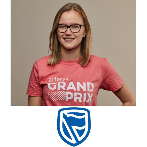 Katrin Erb, Standard Bank (vendor speaker)