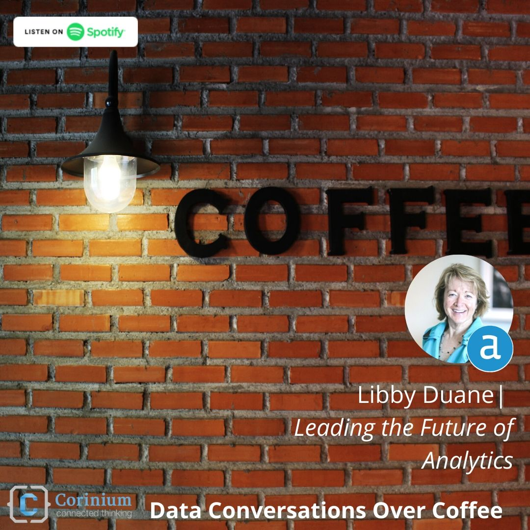 Video: Data Conversations Over Coffee with Libby Duane