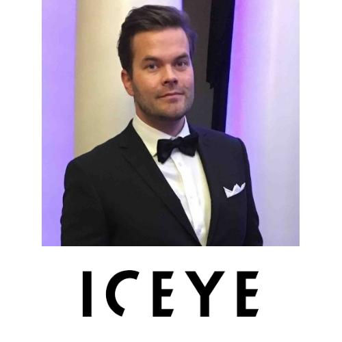 Matti Ekdahl, ICEYE