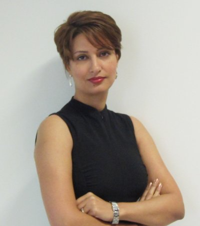 Mehrnoush Ghorbani