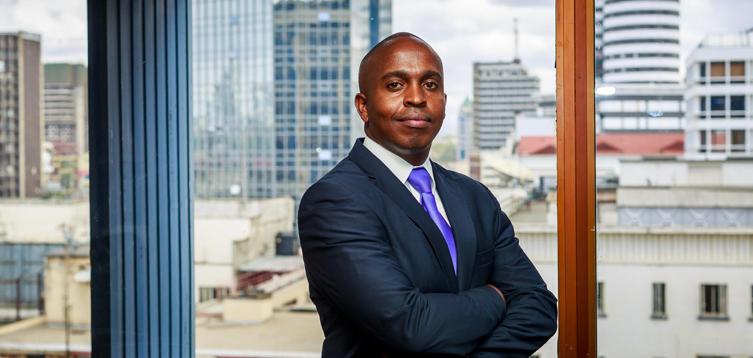 Michael Mbuthia - Pesalink