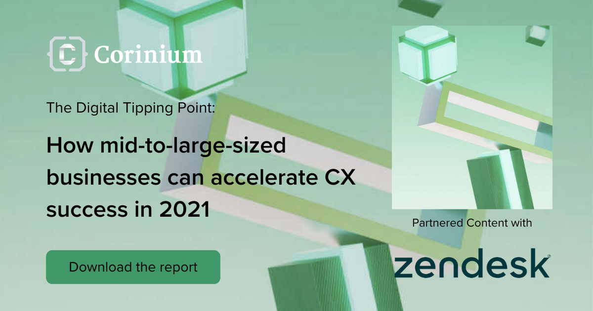 Zendesk The Digital Tipping Point