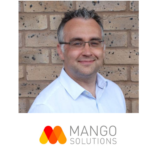 Rich Pugh, Mango Solutions VENDOR (1)