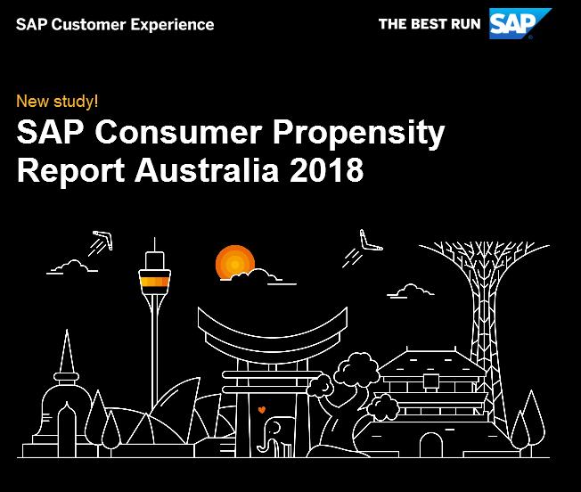 SAP Consumer Propensity Report Australia 2018