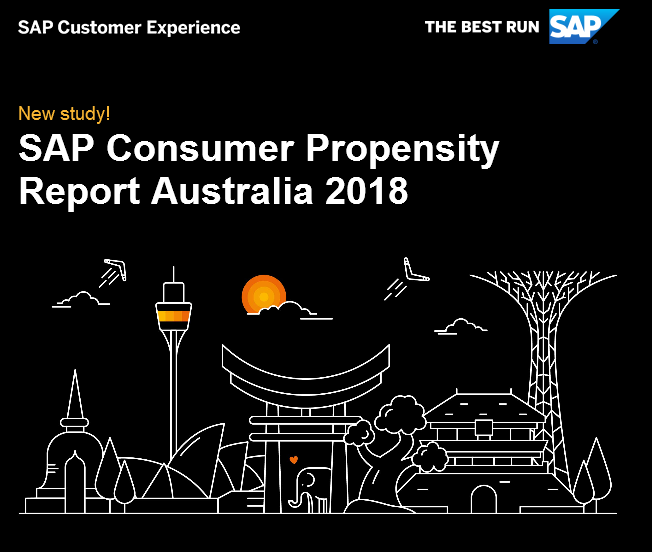 SAP Consumer Propensity Report Australia 2018