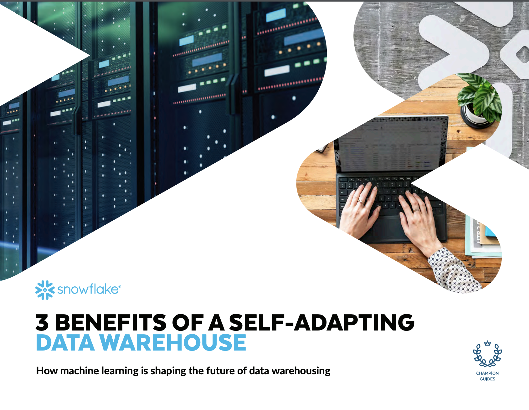 Snowflake: 3 Benefits of a Self-Adapting Data Warehouse