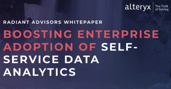 Boosting Enterprise Adoption of Self-Service Data Analytics
