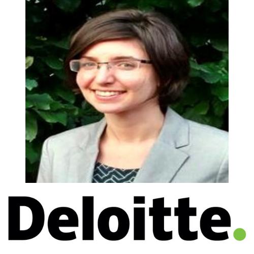 Tess Webre, Deloitte