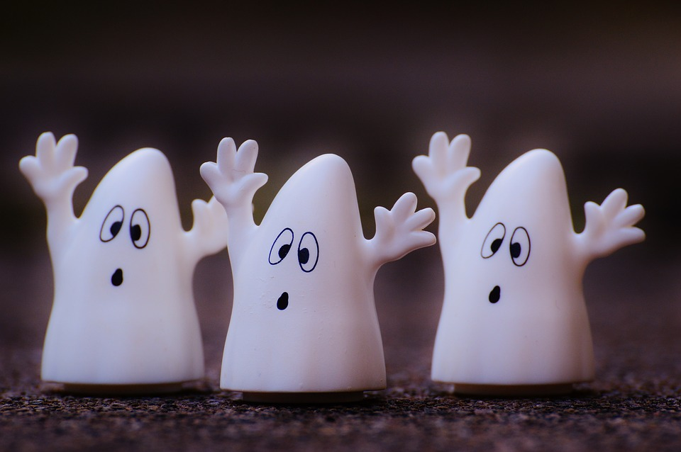 The Three Ghosts of Digital Transformation