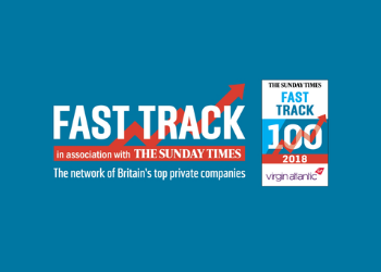 CORINIUM GLOBAL INTELLIGENCE HAS BEEN RANKED AT NO 27 IN THE 2018 SUNDAY TIMES VIRGIN ATLANTIC FAST TRACK 100.