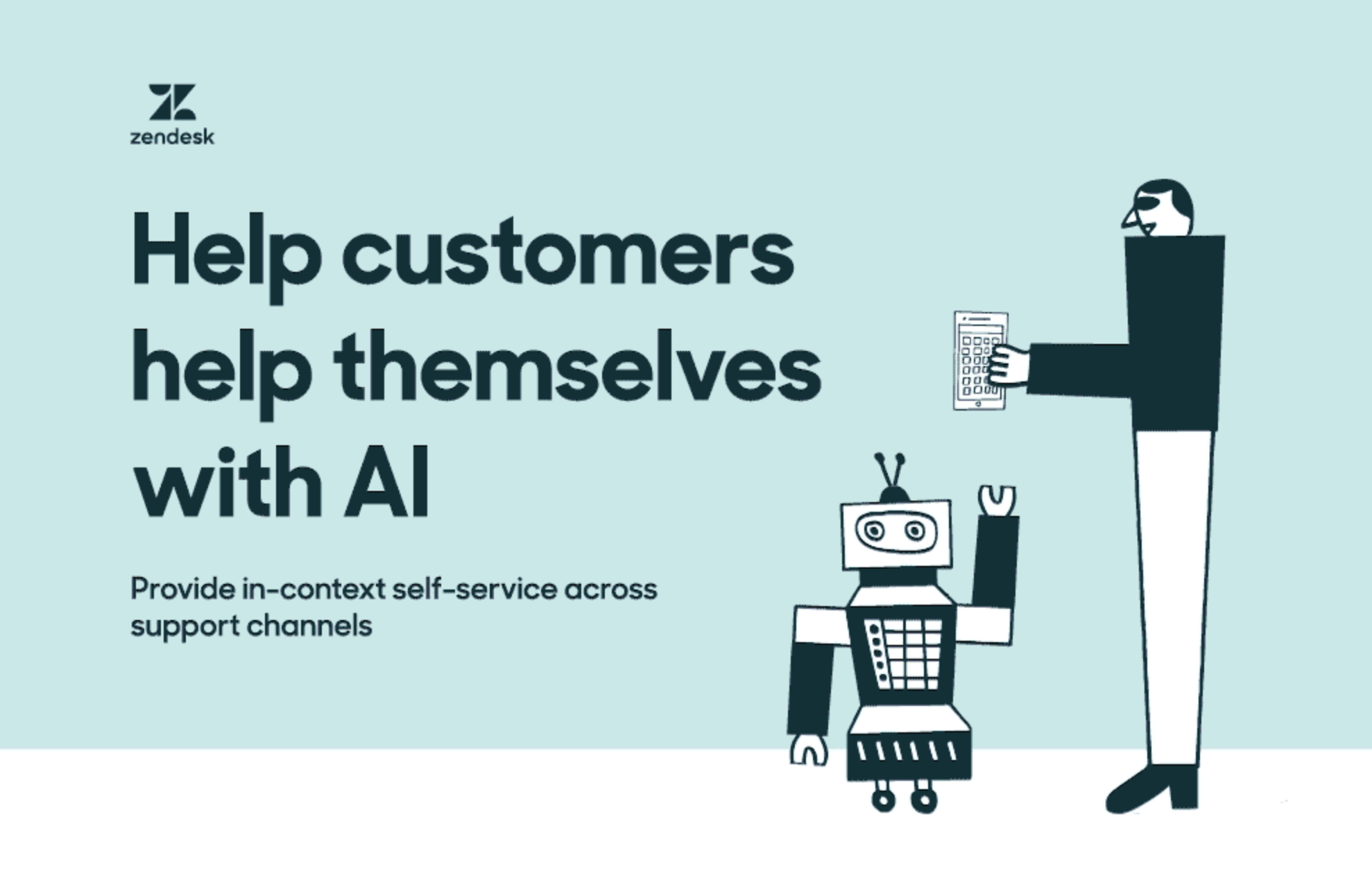Zendesk - Help Your Customers Help Themselves with AI