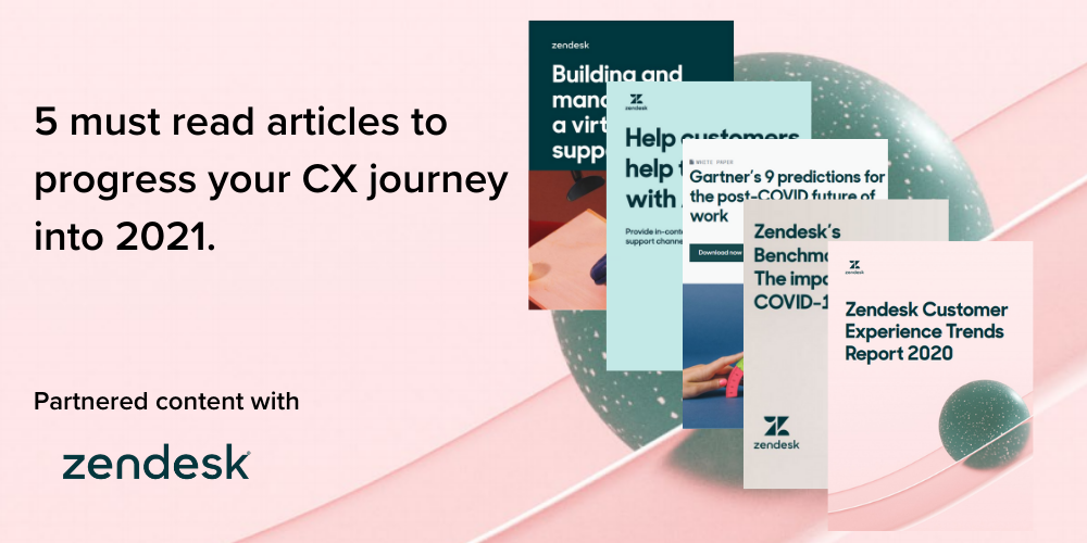 Top 5 Articles of 2020 to progress your CX journey