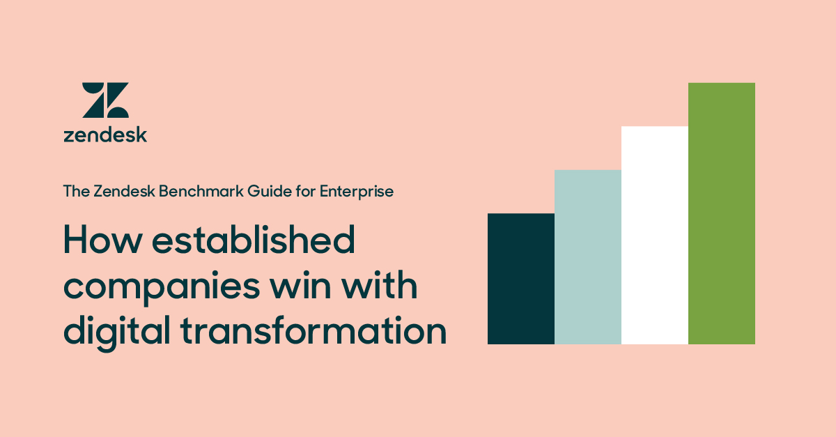 How established companies win with digital transformation